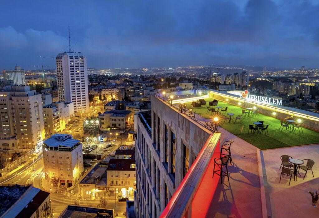 מלון ספא לזוג בירושלים