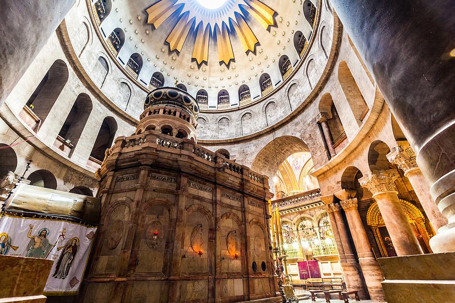 A trip in jerusalem